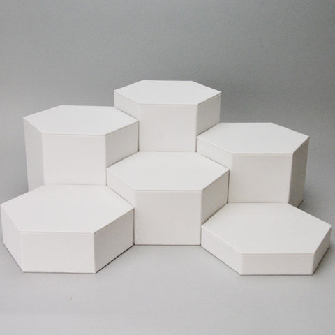 6 Piece Riser Set - JewelryPackagingBox.com