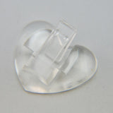 Acrylic Ring Display Pack of 50 - JewelryPackagingBox.com