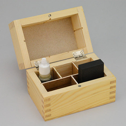 WOODEN BOX FOR ACID + - JewelryPackagingBox.com