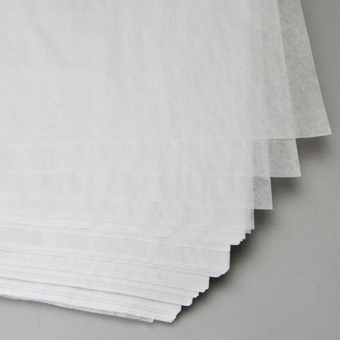 TISSUE PAPER WHITE 20X30 240/PK - JewelryPackagingBox.com