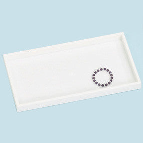 "Plastic Utility Tray 1"" - JewelryPackagingBox.com"