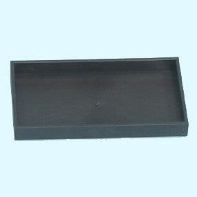 "Plastic Utility Tray 1"" 1/2 - JewelryPackagingBox.com"