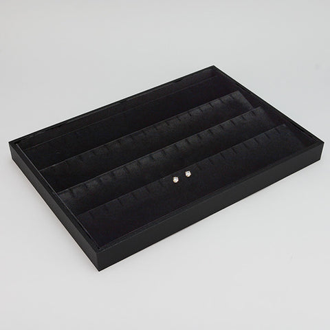 jewelry display case for earrings - JewelryPackagingBox.com