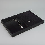 jewelry display for rings and necklaces - JewelryPackagingBox.com