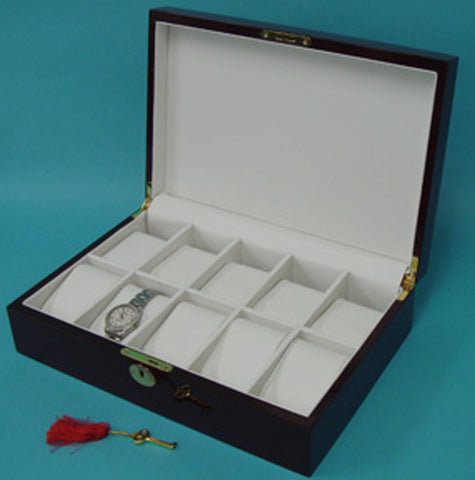 "Watch Organizer 14"" X 9 1/2"" - JewelryPackagingBox.com"