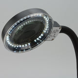 Magnifying Lamp with led lights - JewelryPackagingBox.com