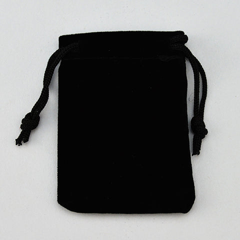 "Drawstring pouches 2"" X 2.75"" 50/PK - JewelryPackagingBox.com"