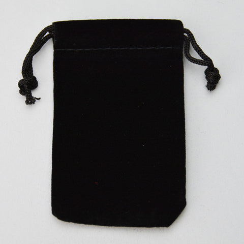 "Drawstring pouches 2"" X 3"" 50/PK - JewelryPackagingBox.com"