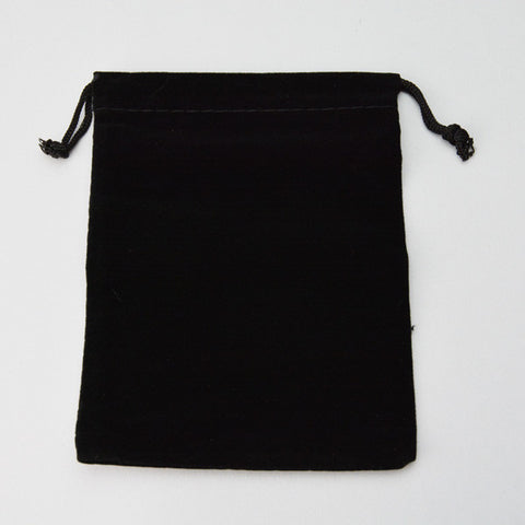 "Drawstring Pouches 4"" X 5"" 50/PK - JewelryPackagingBox.com"