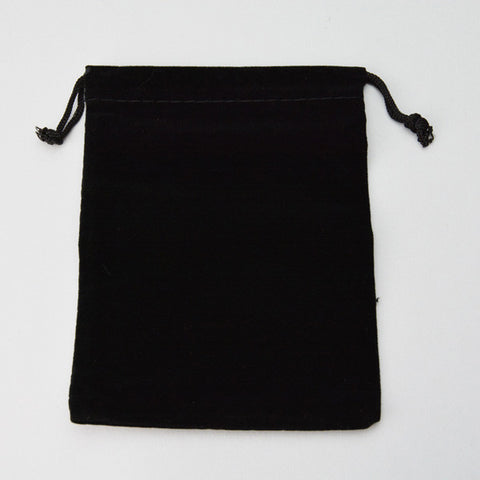 "Drawstring Pouches 5""x 5 1/2"" 50/PK - JewelryPackagingBox.com"