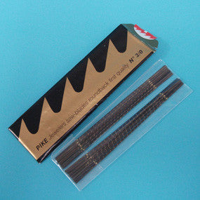 Saw blades Made in Switzerland - JewelryPackagingBox.com