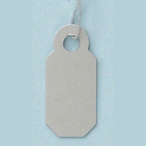 Plastic Jewelry Price Tags - JewelryPackagingBox.com