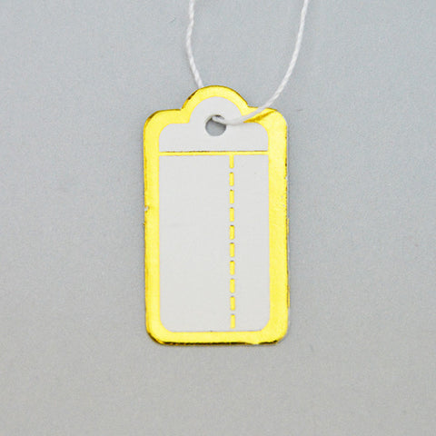 paper string tags for Jewelry