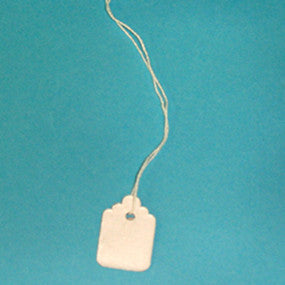 String Price Tags 1000/PK - JewelryPackagingBox.com