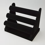 Triple Removable Round T Bar - JewelryPackagingBox.com