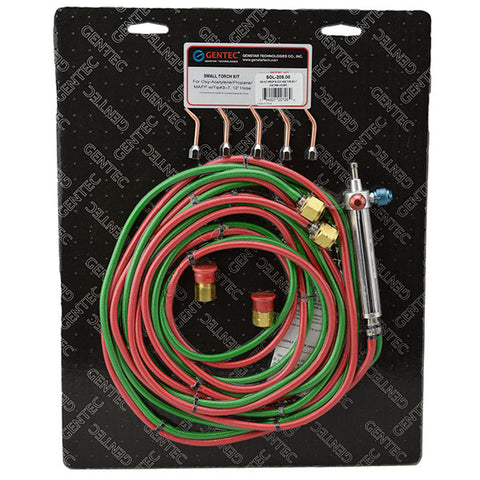 Jewelers Torch kit - JewelryPackagingBox.com