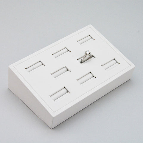 Slanted Ring display - JewelryPackagingBox.com