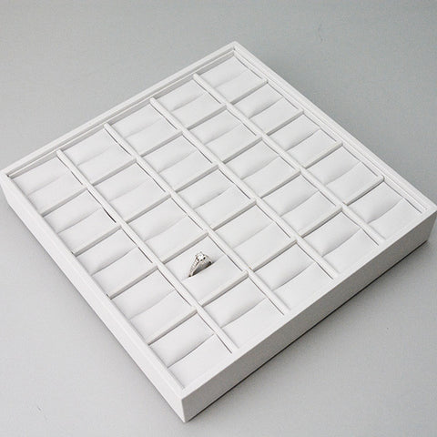 Stackable Ring Tray - JewelryPackagingBox.com