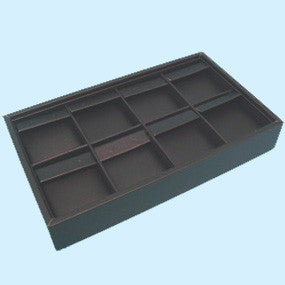 Stackable Earring Tray - JewelryPackagingBox.com