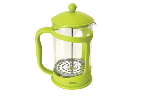 Studio Coffee / Tea Plunger 6.3  cups Lime