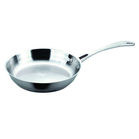 Copper Clad 10'' Stainless Steel Fry Pan