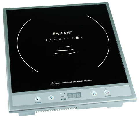 Tronic Silver 1600w Induction Stove