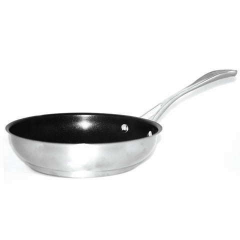 Copper Clad 8'' SS  Non-Stick Fry Pan