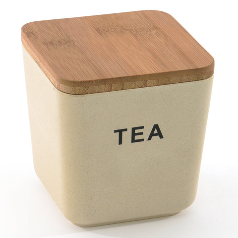 CooknCo Tea Storage Canister w/ Cover