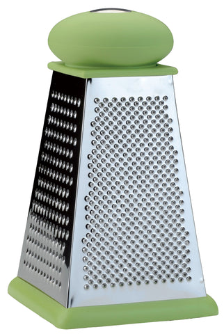 "CooknCo 9"" 4-Side Square Grater"