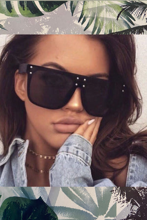 ' Girl Boss'  Sunglasses