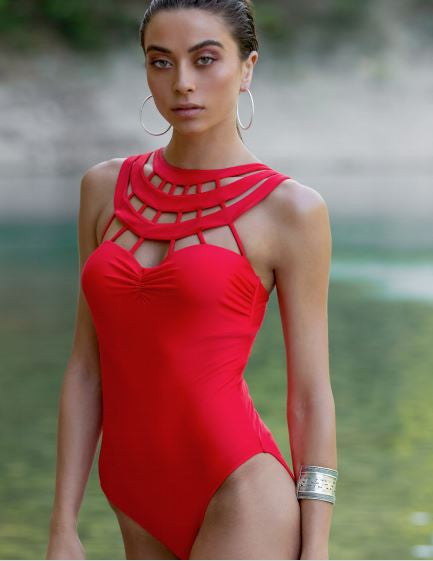 'Indies' Red One Piece