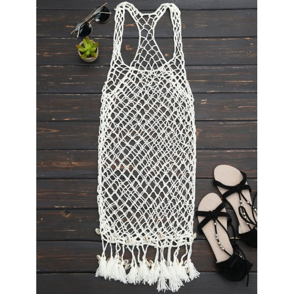 'Ibiza dream' Crochet dress