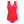 'Lourdes' One Piece- Pink/Red