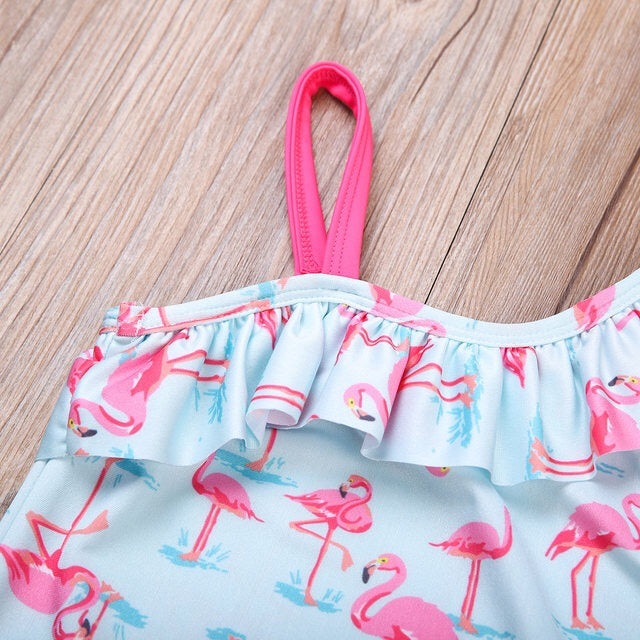 ' Florence' flamingo one piece