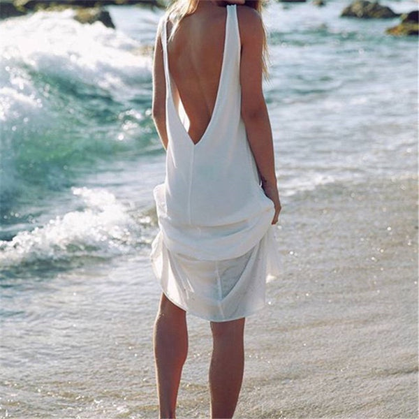 'Bianca' Beach Dress