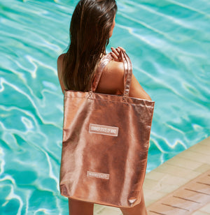 'Summer state of mind' beach bag