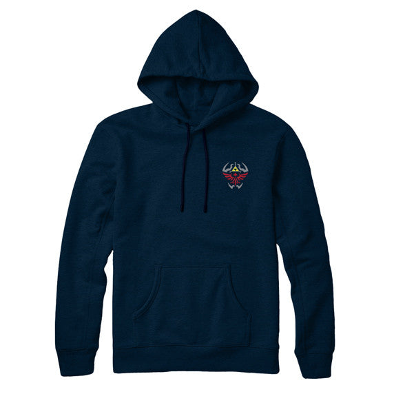 THE KNIGHTS OF HYRULE HOODED SWEATSHIRT - HOODIE - Top Thread