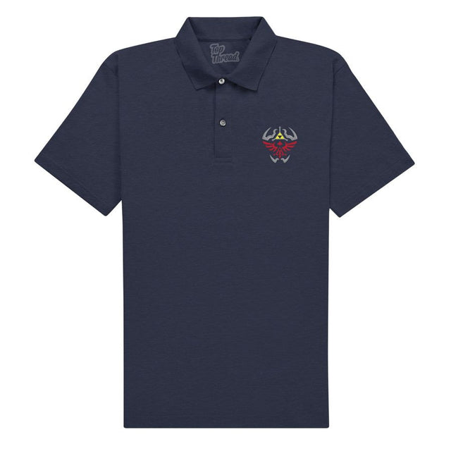 THE KNIGHTS OF HYRULE - Polo Shirts - Top Thread