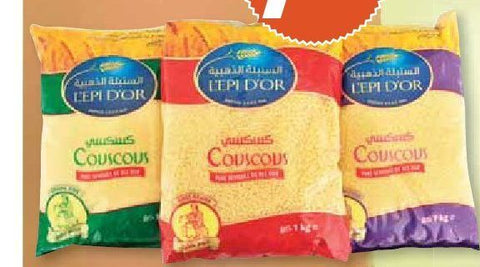 Couscous L'epi d'or