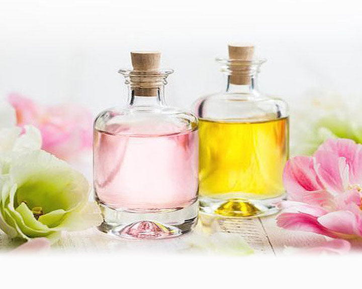 Natural versus synthetic perfumes