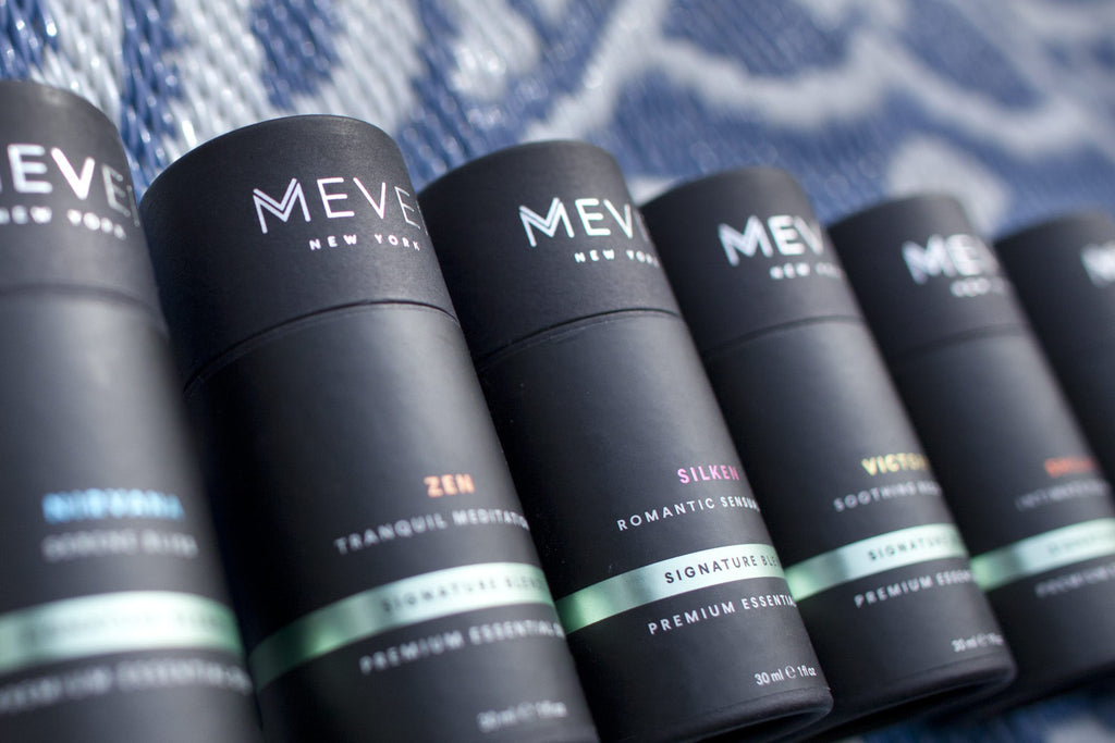 MEVEI Luxury Essential Oil Synergy Blends