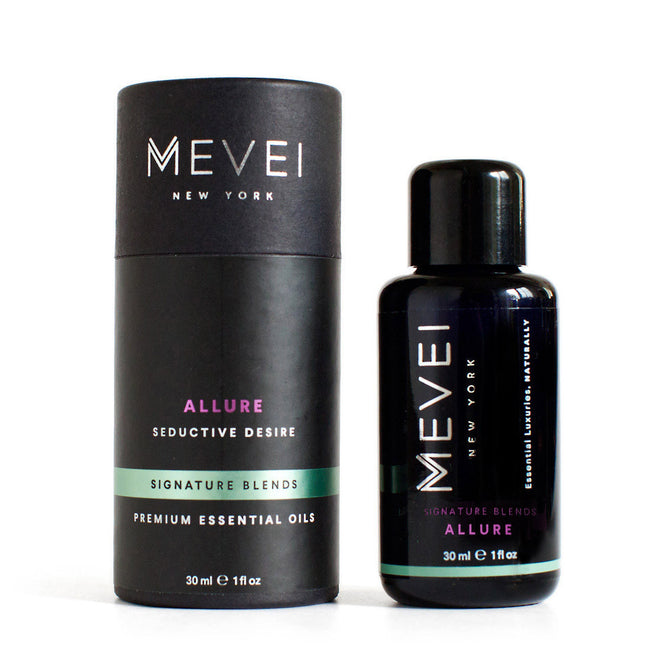 Allure - Seductive Desire, Signature Blends, Luxury Essential Oils | MEVEI