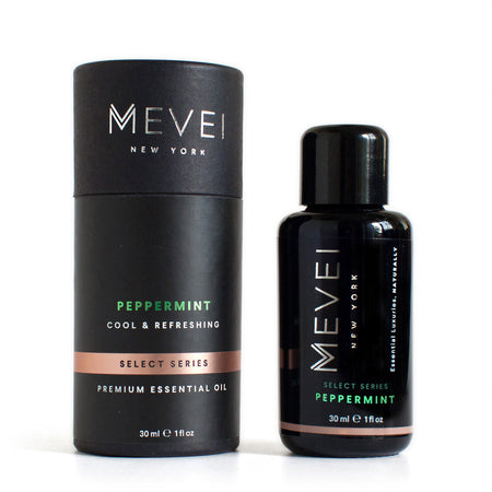 Peppermint Essential Oil, Select Series, Luxury Essential Oils | MEVEI