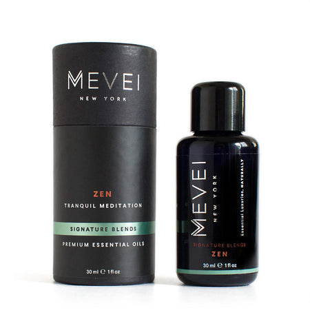 Zen - Tranquil Meditation, Signature Blends, Luxury Essential Oils | MEVEI