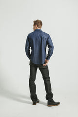 Dark Wash Workshirt