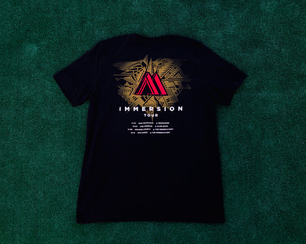 IMMERSION TOUR TEE
