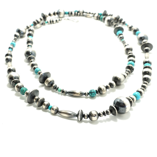 Navajo Pearl Necklaces