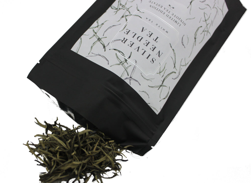 Introducing Dinjoye Tea Estate's Limited Edition Silver Needle White Tea 2017