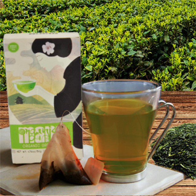 In Time for Holiday Shopping - Look Who Loves Mana Organics Green Tea!