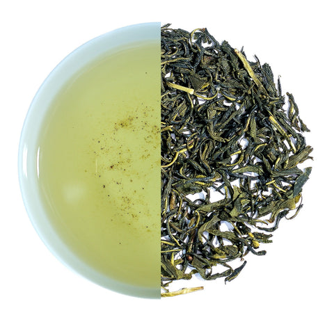 Introducing Mana Organics Super Twist Organic Green Tea!